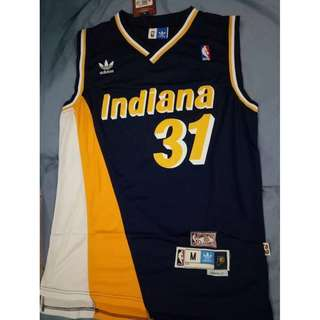 Reggie Miller Indiana Pacers Jersey from Vietnam