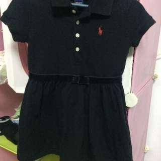 Preloved Ralph Lauren dress 2T
