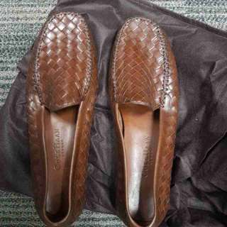 Cole Haan Brown Leather Shoes + Free Shipping