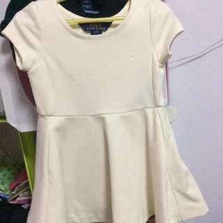 Preloved Ralph Lauren Ponte Dress 2T