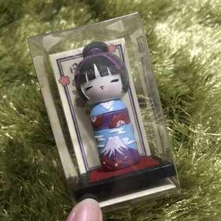 Japanese Mini Doll