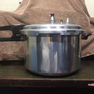Standard pressure cooker