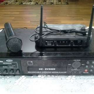 MArtin Ranger Karaoke media player