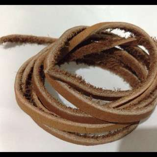 Leather Lace Rope For Boat Shoes Sperry Topsidser Sebago Boat Shoes Leather Bracelet Laces