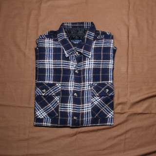 Kemeja Flannel THE VOIDNESS (L)