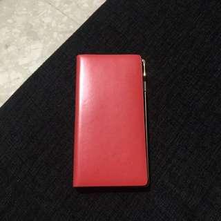 Iphone 6/6s plus Leather flap case