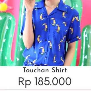Touchan shirts