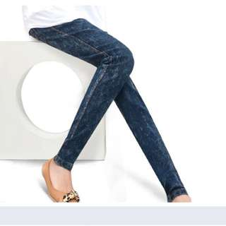Maternity Pants - Jeans