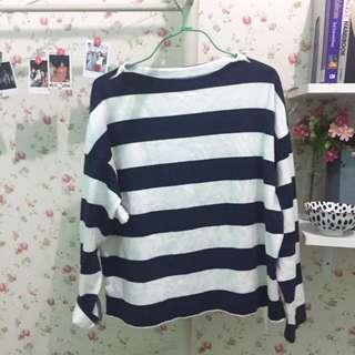 Uniqlo Big Stripes Sweater
