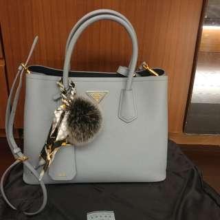 (原價 $22000) Prada Double Bag