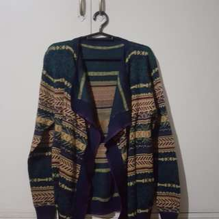Korean Over Sized Cardigan