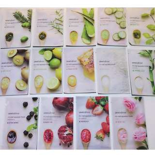 Innisfree - It's Real Squeeze Face Mask