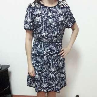 Pre-Loved LV Dress