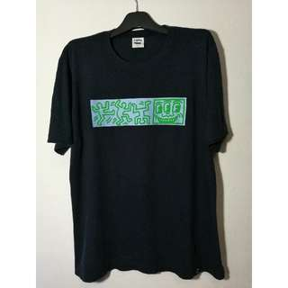 Keith Haring (Pop Art Artist) Signature T Shirt