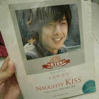 Naughty Kiss Buku Harian Seung Jo