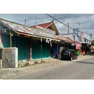 Dijual Toko, Rumah Petak dan Kost-Kostan di Padang