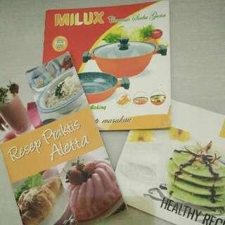 Resep Praktis Aletta, Healthy Recipe