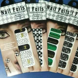 Nail Foils / Nail art