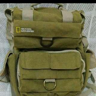National Geographic NG 5158 small backpack