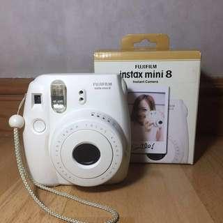 Instax Mini 8 (Polaroid)