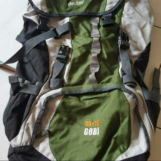 Deuter Large size backpack