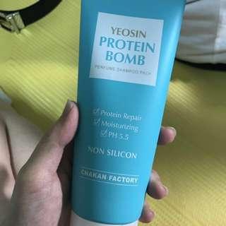 (現貨)YEOSIN牛奶蛋白質/香水滋潤 洗髮精#含運最划算