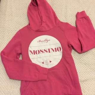 Pink mossimo hoodie