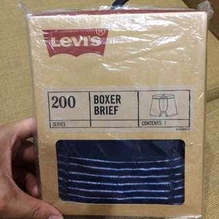 Levi's 全新 男四角褲