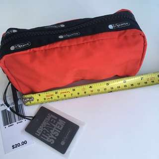 LeSportsac Travel System Global Cosmetic Pouch