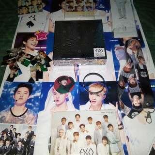 EXO (OT12) items