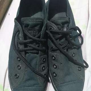 Converse Sneakers Black Size 10
