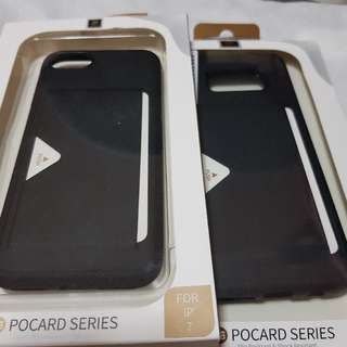 Iphone 7 & Samsung S8 Cover