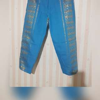 Muslim inspired pants size 35