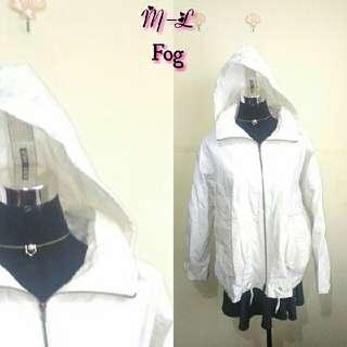 FOG off white jacket