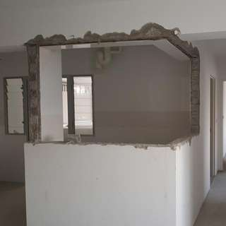 Reinstatement Wall Hacking And Renovation Services