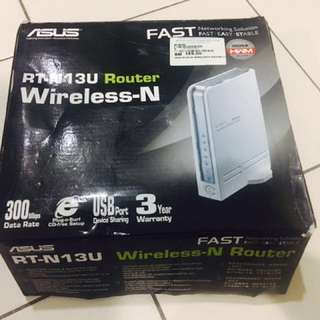 ASUS Wireless-N Router