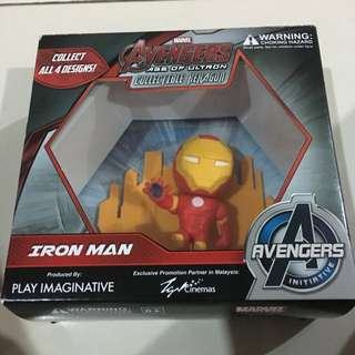 Collectible Superhero Mini Figure