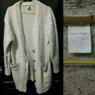 blazer sweater