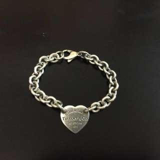 Tiffany bracelet 925 手鍊