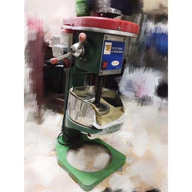 《近全新》電動刨冰機 剉冰機