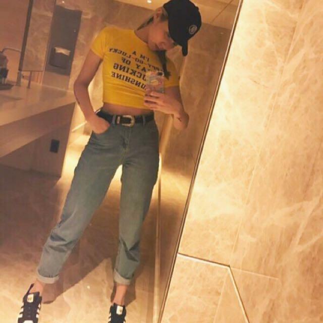 轉賣* YOANNA'S VINTAGE 千年難得一見超棒牛仔褲