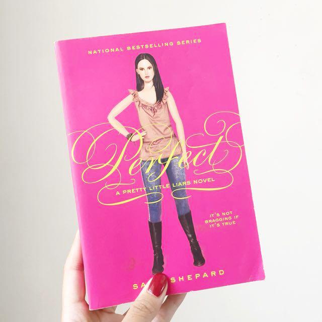 A Pretty Litte Liar Novel: Perfect