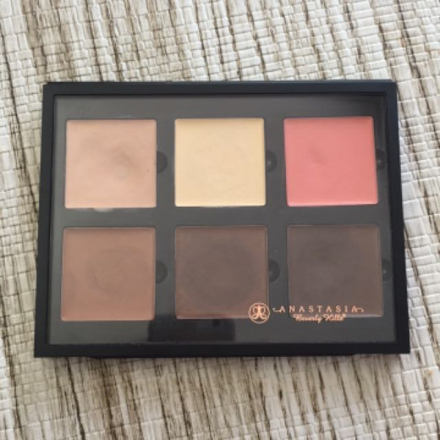 ABH Cream Contour Kit - Medium