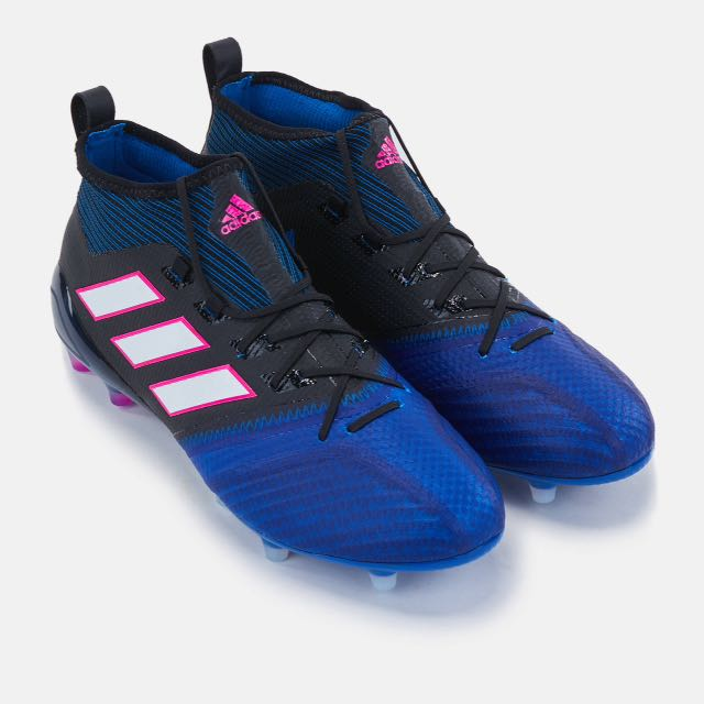 ADIDAS ACE 17.1 PRIMEKNIT FIRM GROUND FOOTBALL BOOTS 52d554c85eed