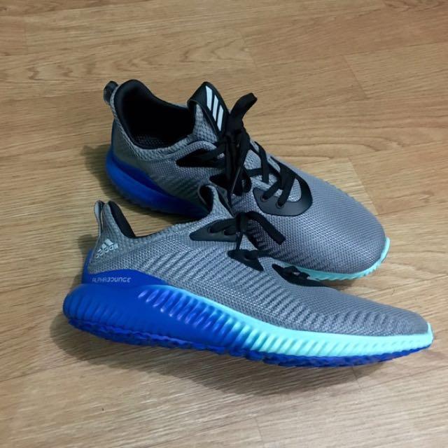 adidas alphabounce 1m, moda maschile, le calzature per carousell