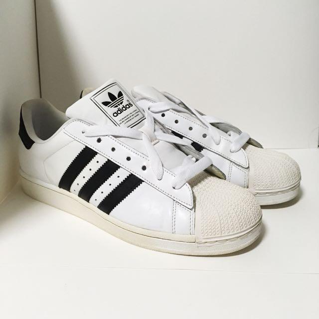 Adidas Superstar II Original Mens TrainersSneakers White
