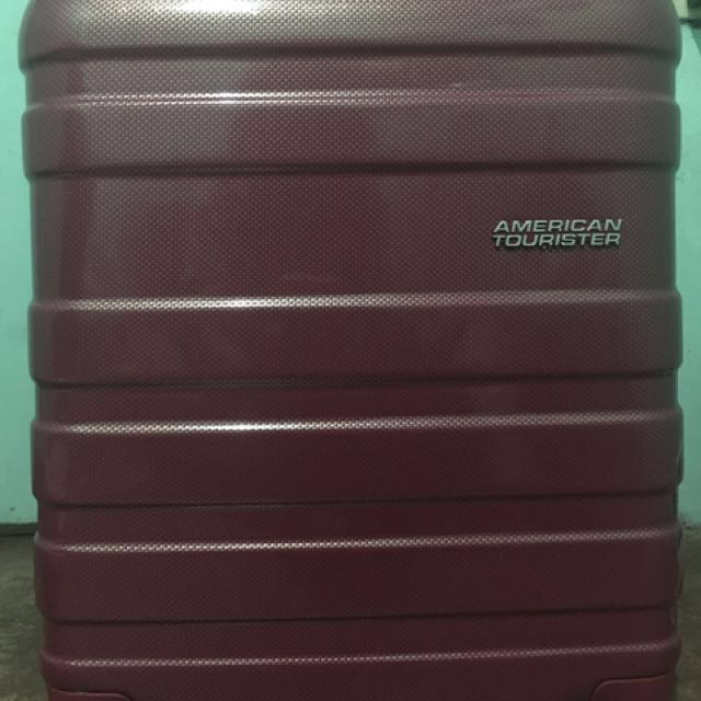 AMERICAN TOURISTER SPINNER LUGGAGE (Cabin Size)