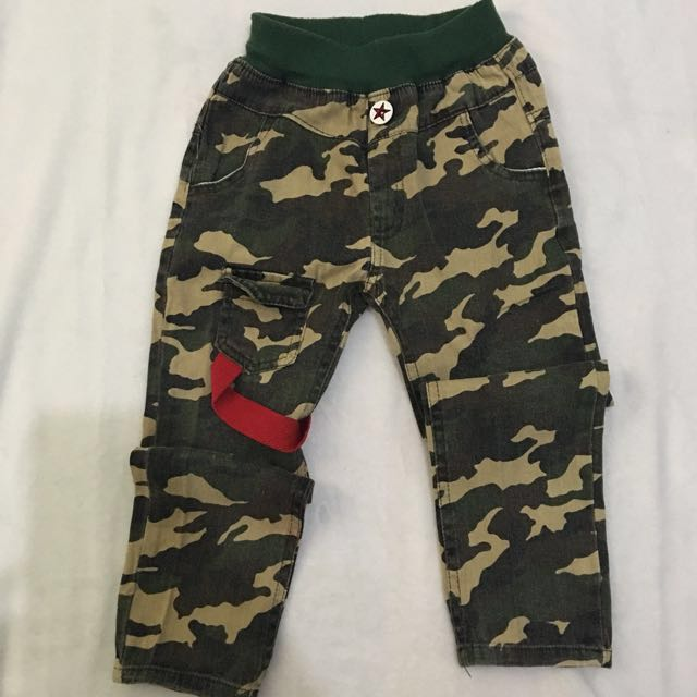 Army Pants #BabyFashionSale50%