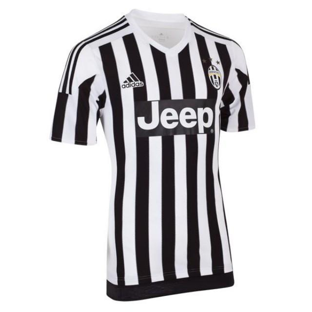 f009c9f8953 Authentic Adidas Juventus Home 2015 2016 Jersey.
