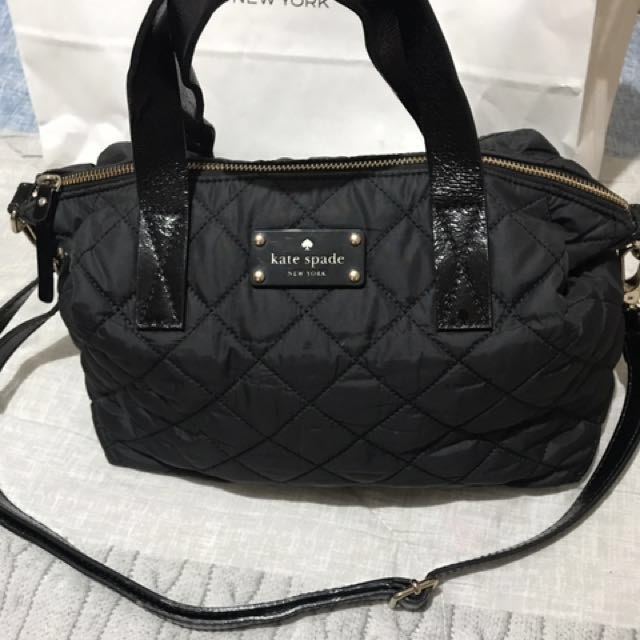 Authentic Kate Spade (two-way bag)